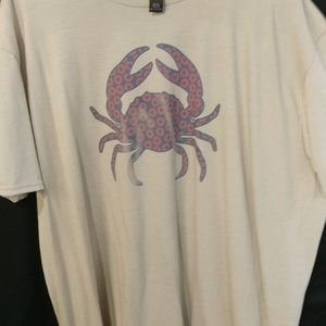 Phish Maryland Crab doughnut tshirt XXlarge